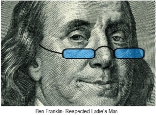 Ben Franklin Ladies Man